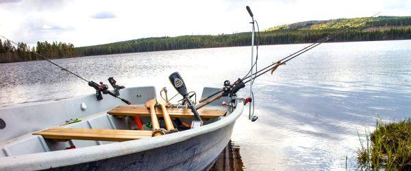 hur du koppla in ett fiske spö