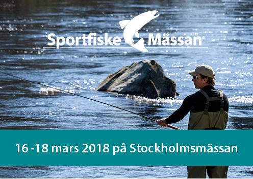 Sportfiskemässan 2018