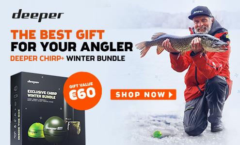 Deeper Chirp+ Fishfinder