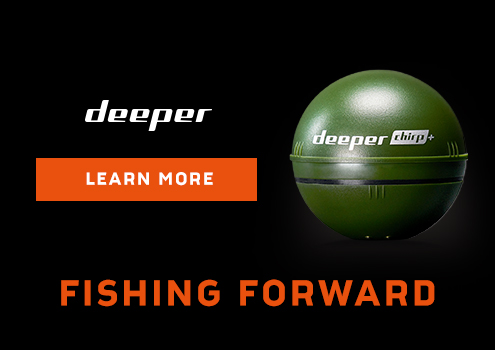 Deeper Chirp+ Fishfinder
