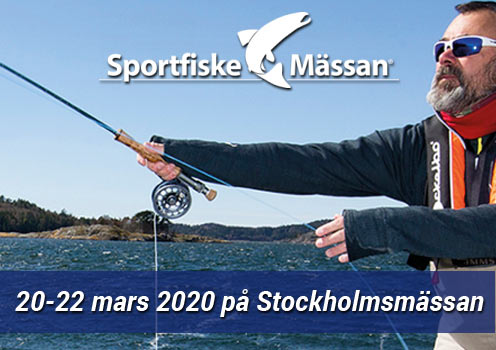 Sportfiskemässan 2020