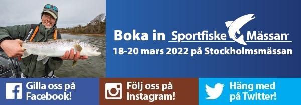 Sportfiskemässan 2022