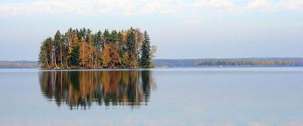 rund sjö i småland